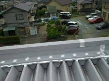 屋上防水工事170202