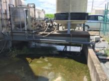 配水管塗装工事170225