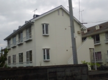 外壁塗装工事170301