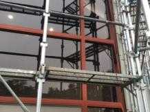 外壁塗装工事170228