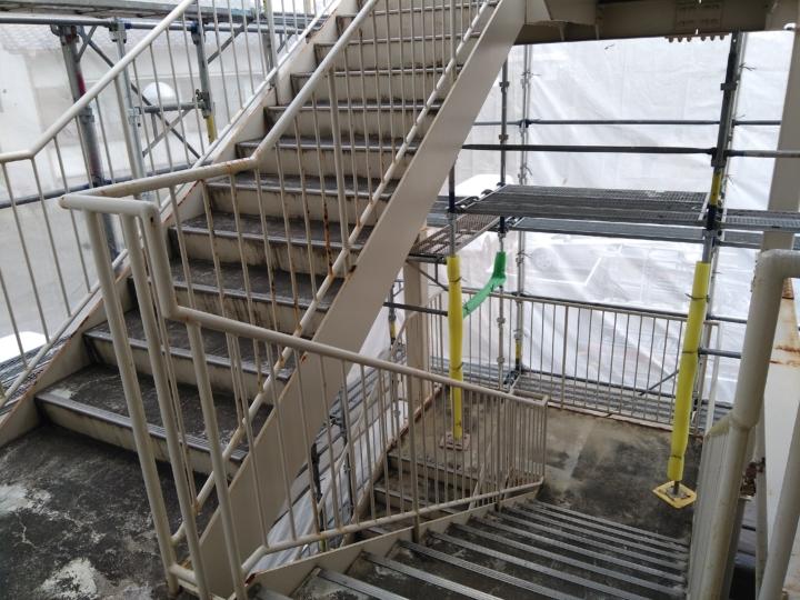 階段塗装_180122_7