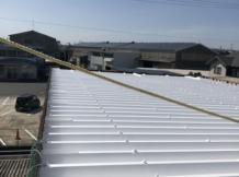 折板屋根塗装工事_180324_4
